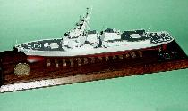 USS Mustin - built for Vice Admiral HC Mustin (RET) & Family