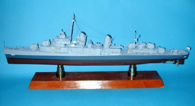 USS Kidd DD-661