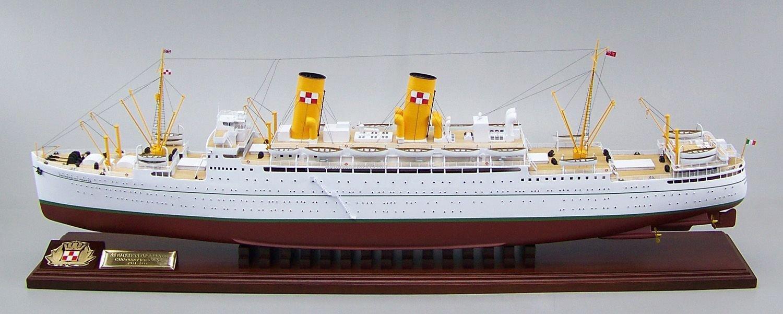 Motion models - empress of france ocean liner