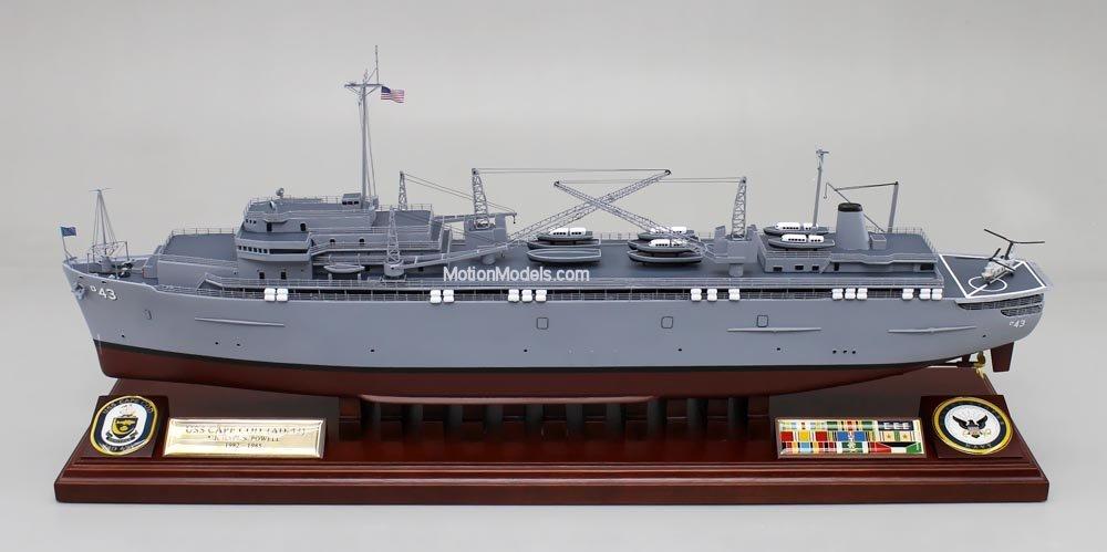 AD-43 USS Cape Cod
