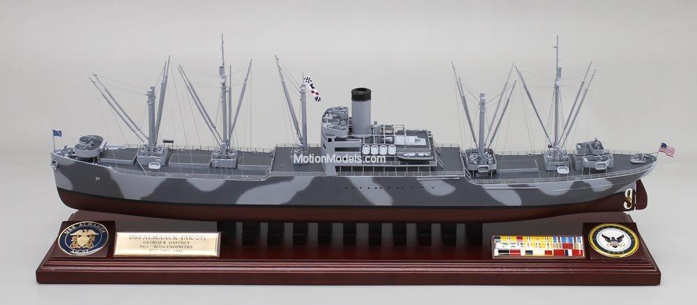 USS Almaack AK-27