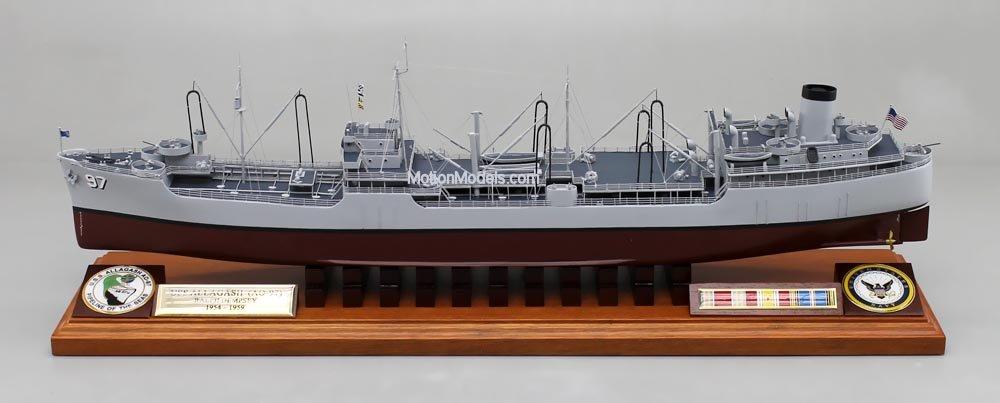 USS Allagash AO-97