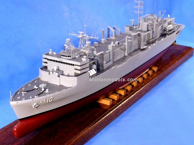 AOE-10, Supply Class Fast Combat Supply Ship. Model airplanes ships ...
