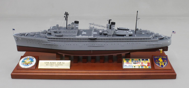 AR-6 USS Ajax