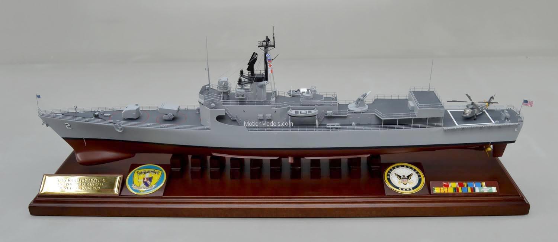 USS Ramsey, FFG-2