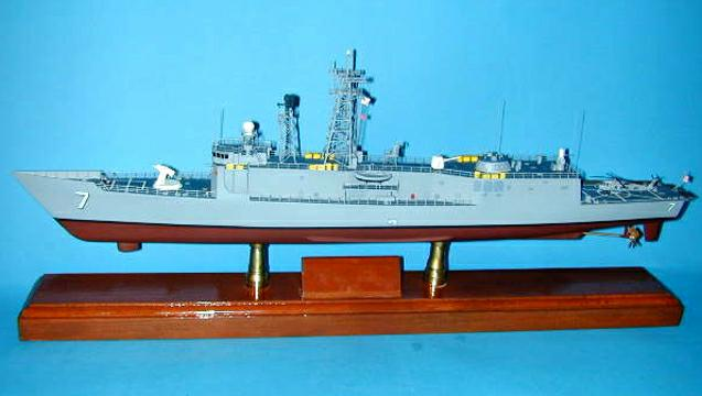 USS Perry, Guided Missile Frigate