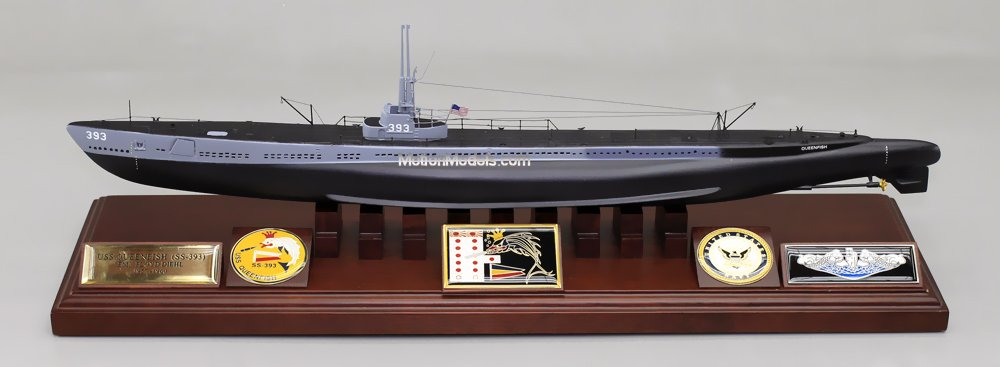 USS Queenfish (SS-393)