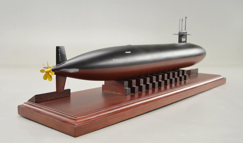 USS Permit - SSN-594  Thresher / Permit class submarine