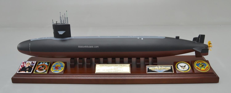 USS Billfish, SSN-676