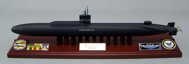USS Parche, SSN-683