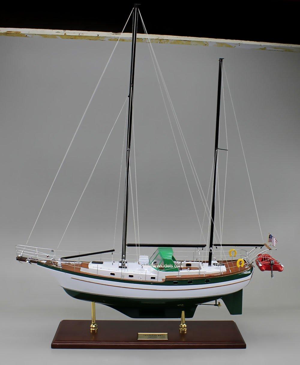 my pleasure sailboat