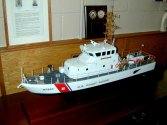 USCGC Cape May exhibit