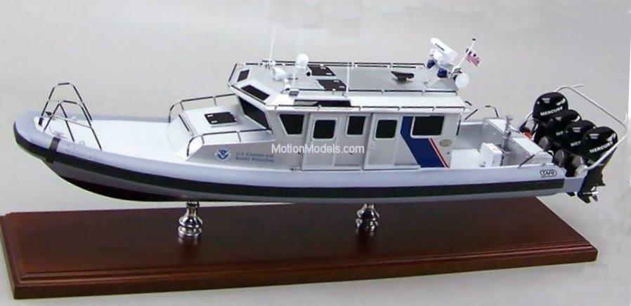 Custom US Coast Guard Naval Models