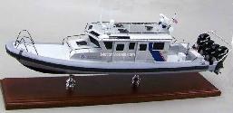 USCG RHIB SAFE Boat