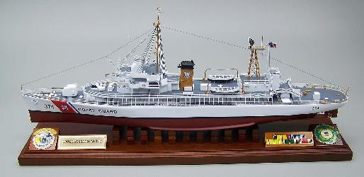 Custom Coast Guard Models!