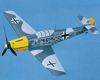 click to view Messerschmitt Bf109e  models 