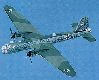 click to view Heinkel He177A Greif models 