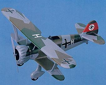 click to view Henschel Hs123 models