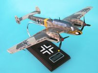 click to view Messerschmitt Bf110 models 