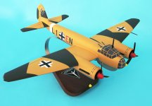 click to view Junkers Ju88 models
