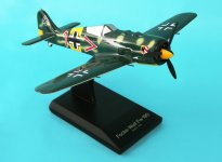 click to view Focke-Wulf Fw 190 models 