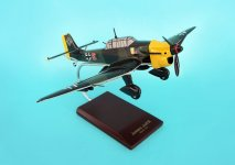 click to view Junkers Ju87 Stuka models 