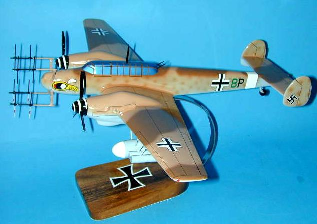 Custom made Bf110