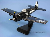 click to view F6F Hellcat models