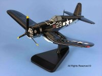click to view F4U Corsair models