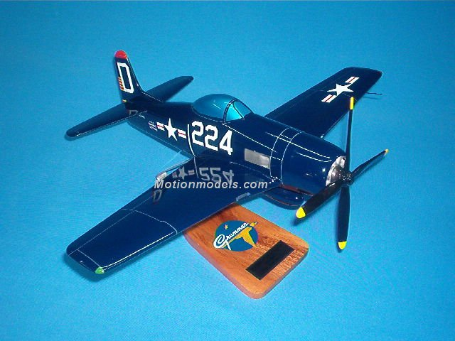 Custom made F8F Bearcat