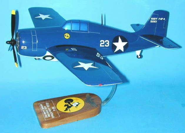 Custom made F4F wildcat