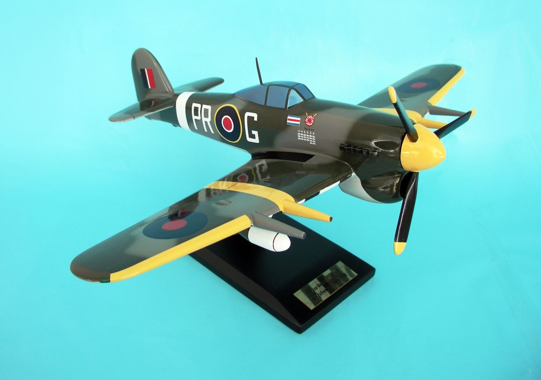 Model ESFN005W, Hawker Typhoon