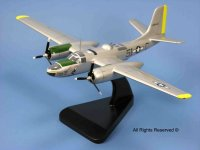 click to view A-26 Invader models