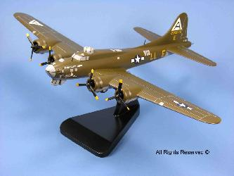 click to view B-17 Flying Fortress models