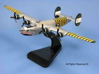 click to view B-24 Liberator models