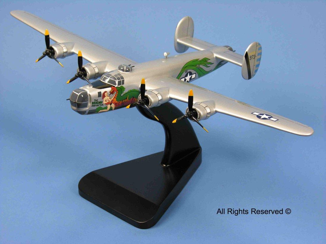 Motion Models - B-24 Liberator