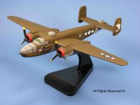 click to view B-25 Mitchell models