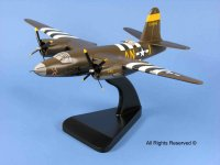 click to view B-26 Marauder models