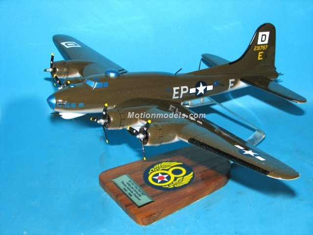 Custom made B17 Flying Fortress
