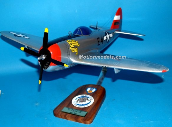 Custom made P47 Thunderbolt